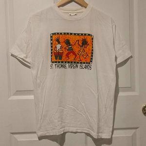 Vintage Colorful Destination shirt
